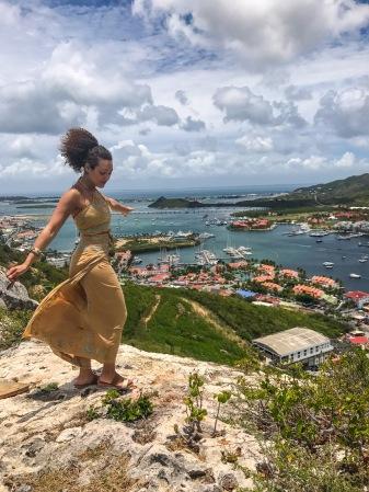 Overlooking Marigot