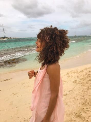 Caribbean hair vibes