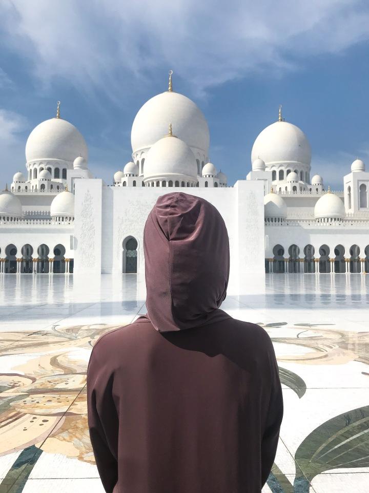 Abu Dhabi -Sheikh ZayedMosque